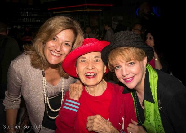 Karen Mason, Julie Wilson, KT Sullivan at Colleen McHugh Visits Birdland